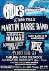 Flyer thumbnail for Chelsea Music Festival: Martin Barre, Stevie Nimmo, Bourbon Street Revival, Deep Blue Sea, JFK Blue