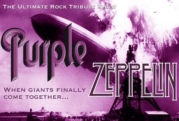 Purple Zeppelin Tour Dates