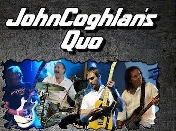 John Coghlan's Quo: John Coghlan picture