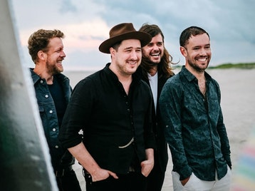 Delta Tour: Mumford & Sons picture