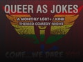 Queer (and Spooky) as Jokes - Halloween Special Comedy Night: Michael Julings, Simon Caine, Lulu Popplewell event picture