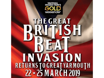 The Great British Beat Invasion: The Merseybeats, Bev Bevan, PJ Proby, The Equals, The Hijacked Hollies, The Dreamers, Colin Paul, Dozy Beaky Mick & Tich, The Tornados, Alan Warner's Foundations picture