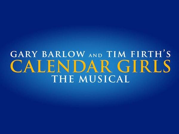 Calendar Girls - The Musical Tour Dates