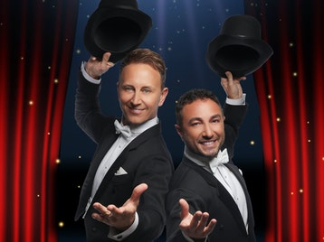 The Ballroom Boys : Ian Waite, Vincent Simone picture