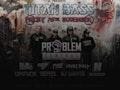 Titan Bass: Problem Central, Logan D, Majistrate event picture