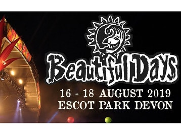 Beautiful Days 2019: Skunk Anansie, Ziggy Marley, Levellers, The Stranglers, Sleaford Mods, Ash, The Black Seeds, Peter Hook, Cast, The Blinders, Cabbage, Seth Lakeman, Ferocious Dog, Celtic Social Club, Tide Lines, She Drew The Gun, Beans on Toast, Songhoy Blues, Steeleye Span, Kate Rusby, This Is The Kit, Fisherman's Friends, Cara Dillon, Tom Robinson, Karine Polwart, Grace Petrie, Sound Of The Sirens, The Breath, Black Water County, Old Man Luedecke, The Leylines, The Bar-Steward Sons Of Val Doonican, Sunday Service, Craig Charles, The Correspondents, Chali 2na, Krafty Kuts, Future Flex, Shaka Loves You, Too Many T's, Eat Static, Bango De Gaia, Big Fish Little Fish picture