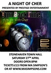 Flyer thumbnail for Turn Back Time - A Night of Cher: Shona McVey