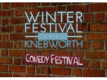 Knebworth Comedy Festival: Greg Davies, Jen Brister, Daliso Chaponda, Rhod Gilbert, Jarred Christmas, Angela Barnes, The Impro Allstars, Mark Steel picture