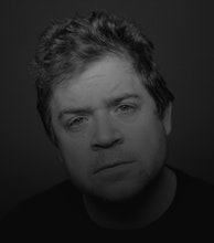 Patton Oswalt artist photo