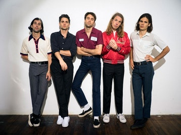 The Vaccines artist photo