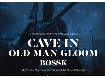 Cave In, Old Man Gloom, Bossk picture