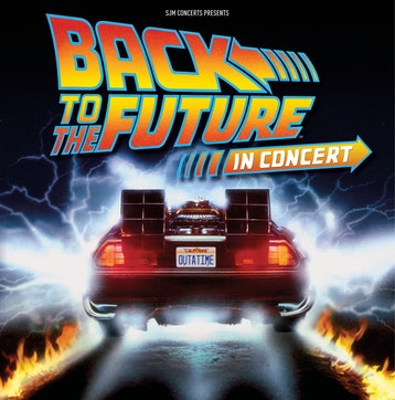 Back to the future 2019 date in Melbourne