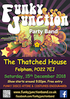 Flyer thumbnail for Music To Party To : Funky Junction