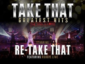 re take that tour dates