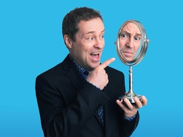 The Showing Off Must Go On: Ardal O'Hanlon picture
