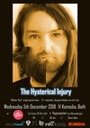 Flyer thumbnail for Sheer Music Presents: Hysterical Injury, The Vega Bodegas, Hypnosister