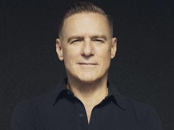 Bryan Adams artist photo