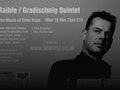 BopFest Jazz Festival: Claus Raible/Herwig Gradischnig Quintet, Elmo Hope Revisited, Will Arnold-Foster Duo event picture