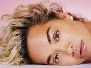 Rita Ora artist photo