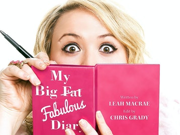 My Big Fat Fabulous Diary: Leah MacRae picture
