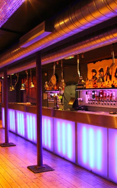 The Bongo Club Events