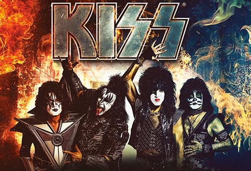 KISS Tour Dates