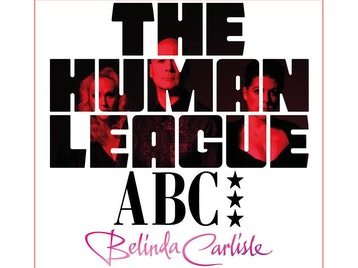 Heritage Live: The Human League, ABC, Belinda Carlisle picture