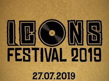 Icons Festival 2019: Tony Blackburn, The Illegal Eagles, Livewire AC/DC, Ben - The Ultimate Michael Jackson Tribute, Killer Queen, Limehouse Lizzy, Absolute Bowie picture