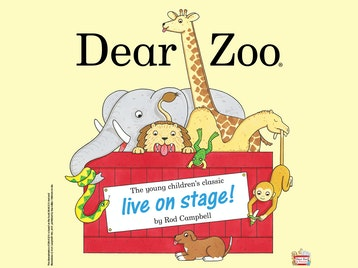 Dear Zoo (Touring) picture