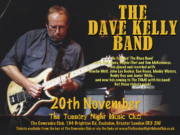 The Dave Kelly Band picture