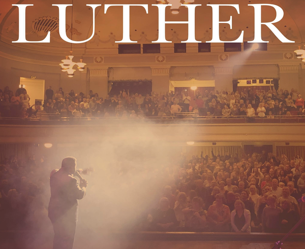 Luther - A Luther Vandross Celebration Tour Dates