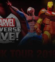 Marvel Universe LIVE! artist photo