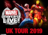 Marvel Universe LIVE! PRESALE tickets available now