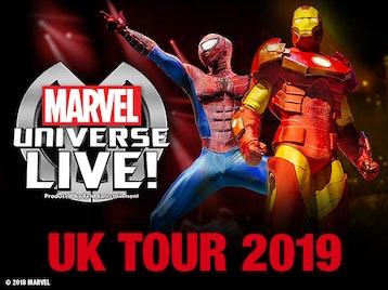 Marvel Universe LIVE! picture