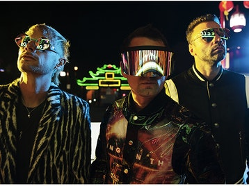 Simulation Theory World Tour: Muse picture