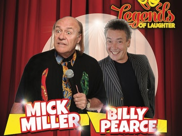 Legends of Laughter: Billy Pearce, Mick Miller picture
