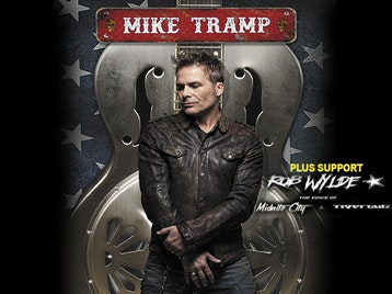 Solo Acoustic Tour: Mike Tramp, Rob Wylde picture