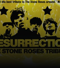 Resurrection Stone Roses artist photo