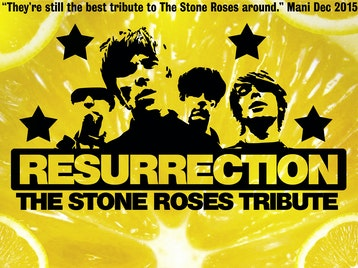 Resurrection Stone Roses artist photo