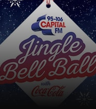 Capital FM Jingle Bell Ball 2018 artist photo