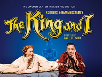 The King And I (Touring) picture