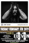 Flyer thumbnail for John Corabi