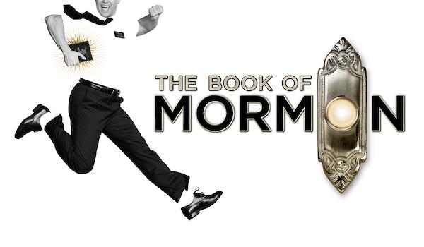 The Book Of Mormon Tour Dates