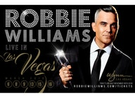 Robbie Williams: Las Vegas VIP packages
