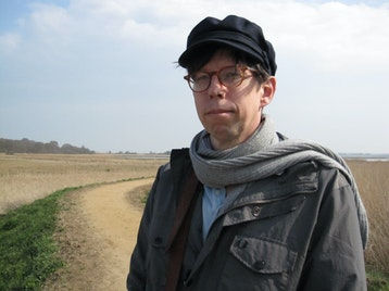 Darren Hayman (ex-Hefner) artist photo