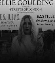 In Aid Of Streets Of London: Ellie Goulding, Dua Lipa, Bastille, Mabel, Jax Jones, Sigrid, Grace Carter, Dermot Kennedy artist photo