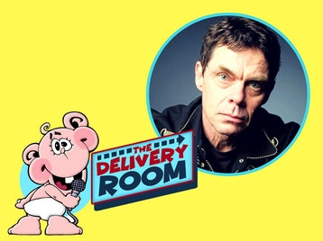 The Delivery Room: Rich Hall, Jessica Fostekew, Jimmy McGhie, James Loveridge, Alistair Williams, Benji Waterstones, Erich McElroy, Joe Jacobs, Edd Hedges, Sally-Anne Hayward, Phil Nichol, Russell Hicks, Sarah Callaghan picture