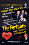 Flyer thumbnail for 60's Retro Night: The Fortunes, David Hamilton