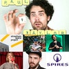 Flyer thumbnail for Collywobblers Comedy Christmas Special: Paul F Taylor, Katie Lane, Daniel Audritt, Joe Jacobs, Steve Whiteley AKA Wisebowm, Siôn James