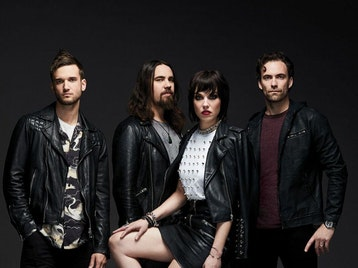 Halestorm, In This Moment, New Years Day picture